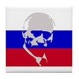 Putin Tile Coasters