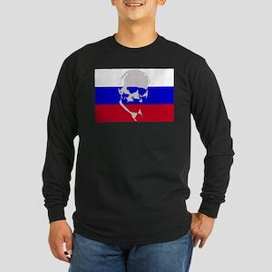 Putin Long Sleeve Dark T-Shirt