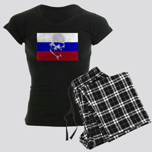 Putin Women's Dark Pajamas