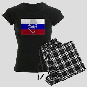 Putin Women's Dark Pajamas