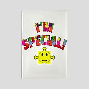 I'm Special! Autism Awareness Rectangle Magnet