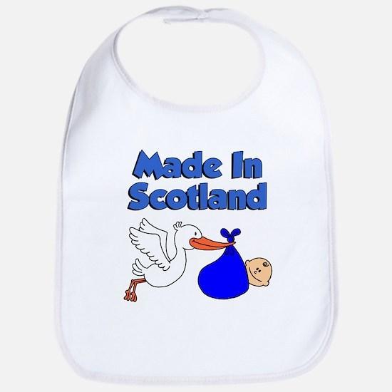 Made In Scotland (Boy) Bib