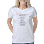 Pack Wisdom Women's Classic T-Shirt