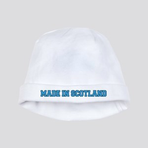 Made In Scotland baby hat