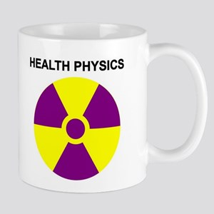 Health Physics Coffee Mug
