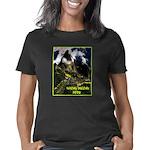 Machu Picchu Vintage Trave Women's Classic T-Shirt
