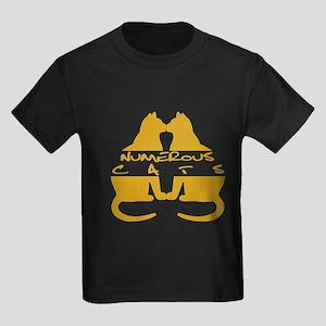 Cats Kids Dark T-Shirt