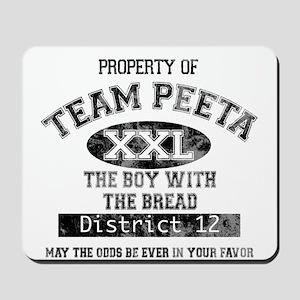 Property of Team Peeta Mousepad