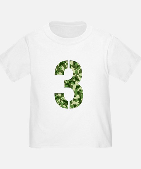 Number 3, Camo T