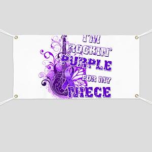 I'm Rockin' Purple for my Nie Banner
