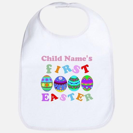 First Easter Keepsake Bib