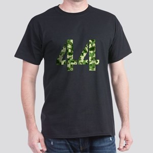 Number 44, Camo Dark T-Shirt
