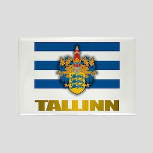 """""""Tallinn"""" Rectangle Magnet"""