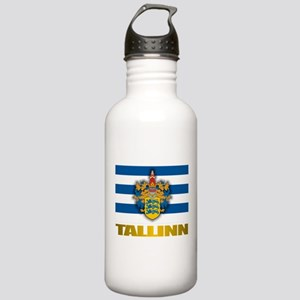 """Tallinn"" Stainless Water Bottle 1.0L"
