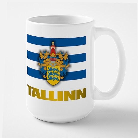 """""""Tallinn"""" Large Mug"""