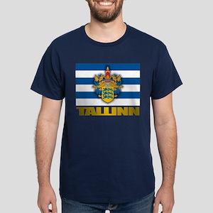 """Tallinn"" Dark T-Shirt"