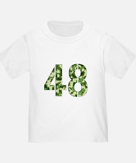 Number 48, Camo T