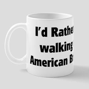 Rather: American Brittany Mug