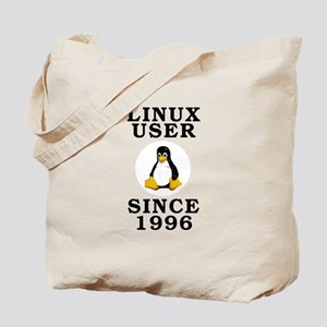 Linux user since 1996 - Tote Bag