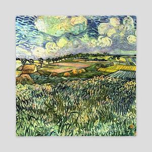 Van Gogh Pastoral Queen Duvet