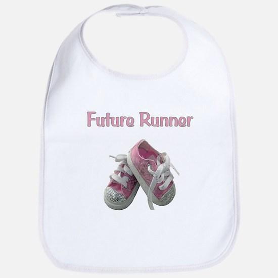 Future Girl Runner Bib