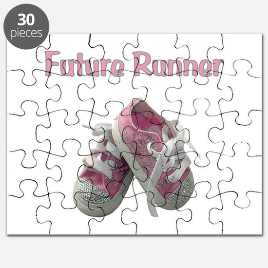 Future Girl Runner Puzzle