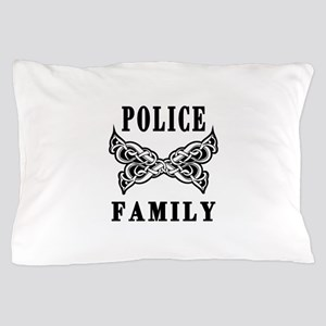 Police Family Pillow Case