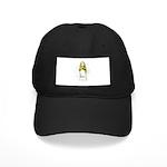 Angel Shhh Black Cap
