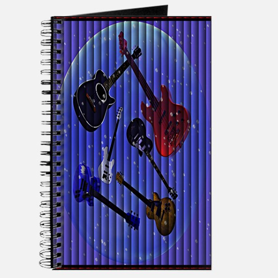 Floating Guitars Journal
