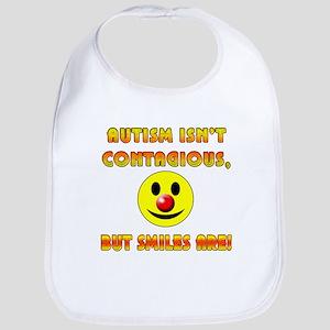Autism Isnt Contagious but Smiles Are Bib