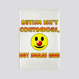 Autism Isnt Contagious but Smiles Are Rectangle Ma