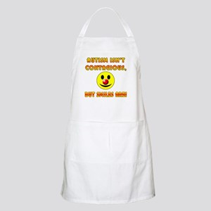 Autism Isnt Contagious but Smiles Are Apron