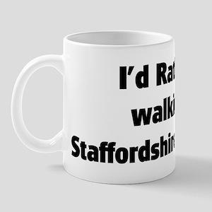 Rather: Staffordshire Bull Te Mug