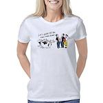 COWyodel Women's Classic T-Shirt
