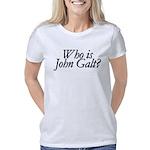 whoisjohngalt.10x10.w Women's Classic T-Shirt