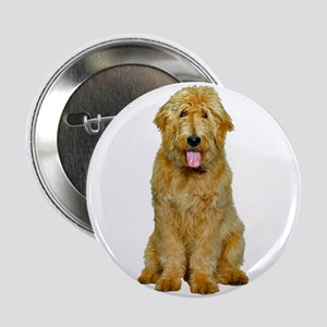 "Goldendoodle 2.25"" Button"