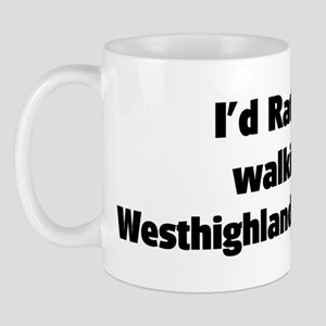Rather: Westhighland White Te Mug