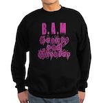 B.A.M Sweatshirt (dark)