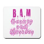 B.A.M Mousepad