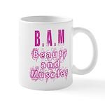B.A.M Mug