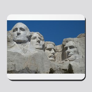 Mount Rushmore Mousepad