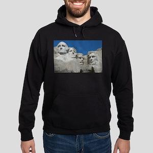 Mount Rushmore Hoodie (dark)