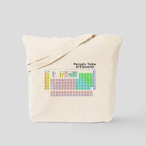 Periodic Table Tote Bag