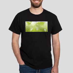 world light green: Dark T-Shirt