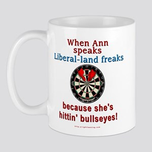 """When Ann Speaks"" Mug"