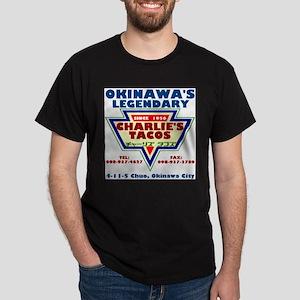 Charlie's Tacos Ash Grey T-Shirt