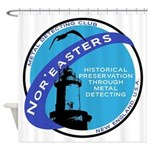 Nor'easters Club Shower Curtain