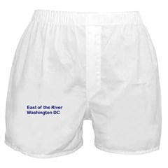 East of the River Boxer Shorts