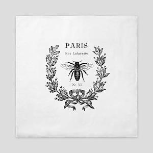 PARIS BEE Queen Duvet