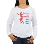 Fit For Life Women's Long Sleeve T-Shirt